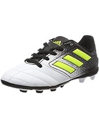 Adidas Ace 17.4 FxG, Botas de fútbol Unisex niños