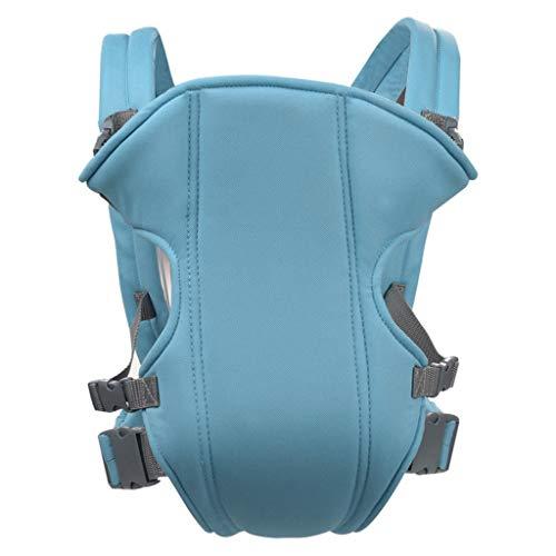 Lenfesh Babytragetasche Babytrage Baby Carrier Ergonomische Tragetasche Rückentrage Elastisches Tragetuch Baby-Tragetasche für Bauch Rücken