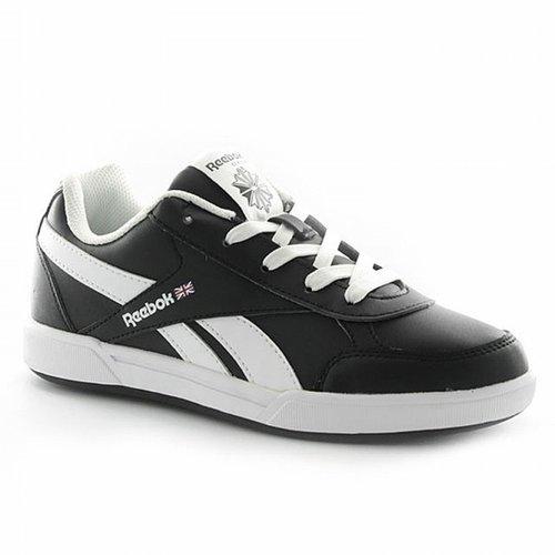Reebok, Sneaker bambini Nero (nero)