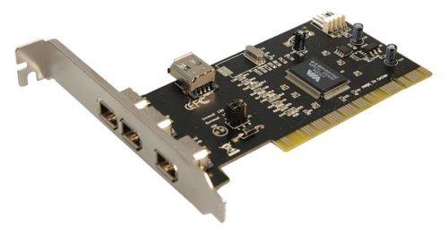 LogiLink - PCI Controller Firewire (3+1) | Hub | VIA [Elektronik]