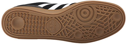 Adidas Skate Busenitz (blanc / Ftwwht / Gum) -10.5 Black/Running White/Metallic Gold