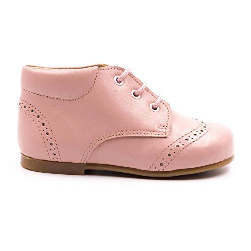 5a34572822e1b Boni Mathilde - Chaussure bébé Rose - Rose - 19