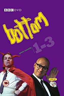 Bottom - Series 1-3 [DVD] (B000ASALRY) | Amazon Products