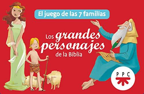 Los grandes personajes de la Biblia (Fuera de Colección) por Karine-Marie Amiot
