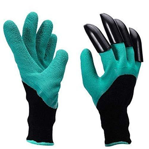 Eiito garten handschuhe mit krallen, garten handschuhe mit krallen garden genie gloves gartenhandschuhe (Handschuh Mit Krallen)