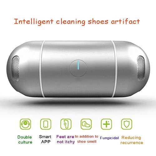FRUZAZ Intelligente Reinigungsschuhe Artefakt Second Generation Upgrade Portable Sterilisation Deodorant Shoe Foot Deodorant Entfernt Schuhe Odor Purifier
