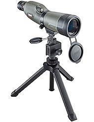 Bushnell Trophy Xtreme - Telescopio, color verde, 20-60 x 65 mm