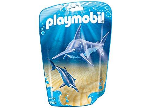 playmobil-9068-pesce-spada-con-cucciolo