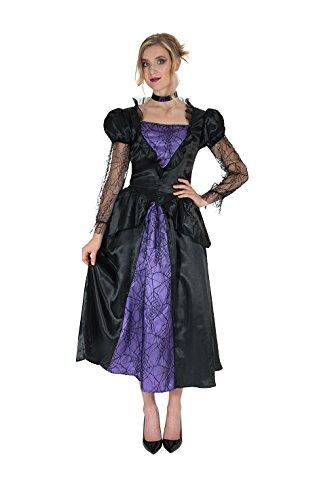 Böse Königin Vampirkönigin Damen (Böse Tanz Königin Kostüme)