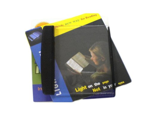 Catchin24 LED Night Book Reading Light Panel Paperback  available at amazon for Rs.299