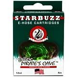 Lot de 8 Cartouches STARBUZZ Saveur Pirate's Cave
