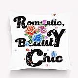 Die besten Chic Startseite Kissen - jinhua19 Kissenbezüge Throw Pillow Cushion Cover Decoration Romantic Bewertungen