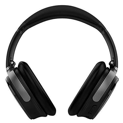 LDQLSQ Bluetooth-Kopfhörer, Active Noise Cancelling Bluetooth Kopfhörer, Mit Klarem Klang, Leistungsstarker Bass, 30-Stündige Spielzeit Für TV-PC-Mobiltelefone Von Travel Work Ipod Tv Konverter