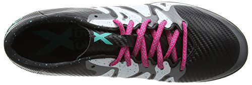 adidas X 15.3 Tf Herren Fußballschuhe Mehrfarbig (Core Black/Shock Mint/Ftwr White)