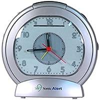 Geemarc SBA475 - analoger Vibrationswecker mit extra lautem Alarm 80 dB preisvergleich bei billige-tabletten.eu