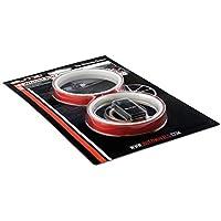 SUMEX Bza56Rd - Cinta Decorativa Para Llantas 3 m, Rojo, 5 mm x 1,70 m