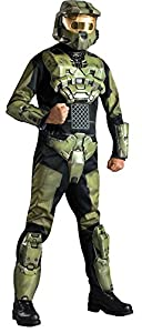 Rubies Deutschland 3 888759 STD  - El Jefe Maestro de Halo Deluxe Tamaño ETS