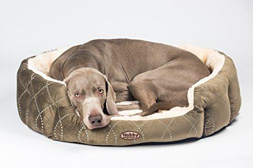 "Nobby Hunde Komfortbett ""Ceno"", 55 x 50 x 21 cm - 4"
