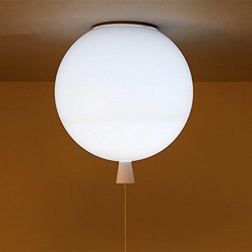 Tkind moderno lampadari lampada a sospensione elegante lampada da soffitto acrilico pendente - Lampada per camera da letto ...