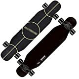 DUWEN Principiante per Skateboard Principiante per Adulti Ragazzi e Ragazze per Adulti Spazzino Street Dance Board Ragazzi Scooter a Quattro Ruote (Colore : B)