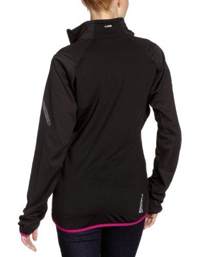 PUMA veste softshell pour femme Noir - noir