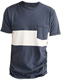 Abercrombie - Homme - Crew Neck Tee T-Shirt Top - Manche Courte
