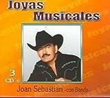 Joyas Musicales : Con Banda 3CDs by N/A (0100-01-01)