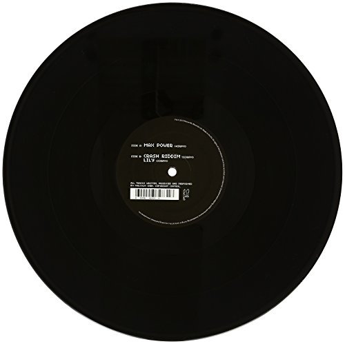 Max Power Ep [Vinyl Single] - Nutrition Optimum Single