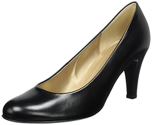 Gabor Shoes Damen Gabor Basic Pumps, (schwarz 37), 38.5 EU
