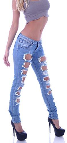 Style-Station -  Jeans  - skinny - Donna Blu