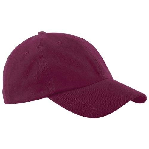 Beechfield - Casquette de Baseball 100% coton - Unisexe Violet - Violet