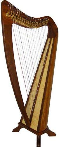 Glenluce-Celtic-PENNINGHAME-Harpe-Deluxe-22-cordes