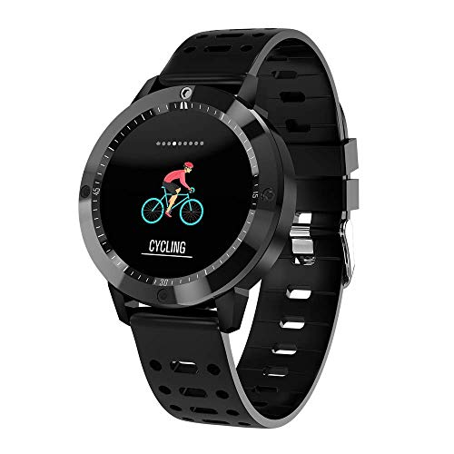ZKLG SENBONO CF58 Smart Watch IP67 Waterproof Tempered Glass Activity Fitness Tracker Heart Rate Monitor Sports Men Women...