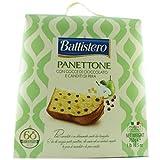 Battistero Panettone Con Cioccolato E Canditi Di Pera 'Panettone gefüllt mit Schokolade und Birne', 750 g