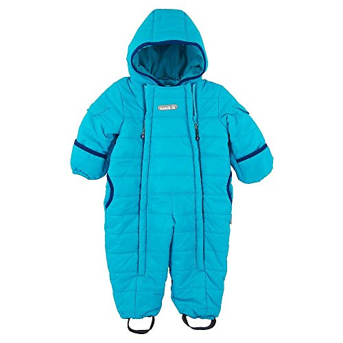 KAMIK Baby Schneeanzug TOPAZ geschlossenes Wärmesystem Gr.62-80 Capri 62   00627574066449