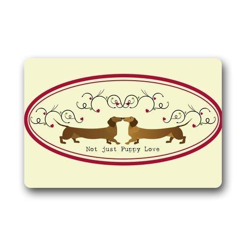 Paillasson intérieur/extérieur Fait sur Commande de CuteLove de Tapis décoratif de Porte de Mode