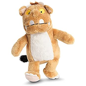 Brown and White 60349 6In Soft Toy Gruffalo Mouse AURORA