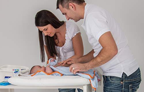 Imagen 4 de Rotho Babydesign 20006 0020 Top - Palangana con 2 compartimentos, color azul oscuro