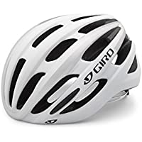 Casco giro Foray, unisex, 7053270, Matte White/Silver, Small/51 - 55 cm