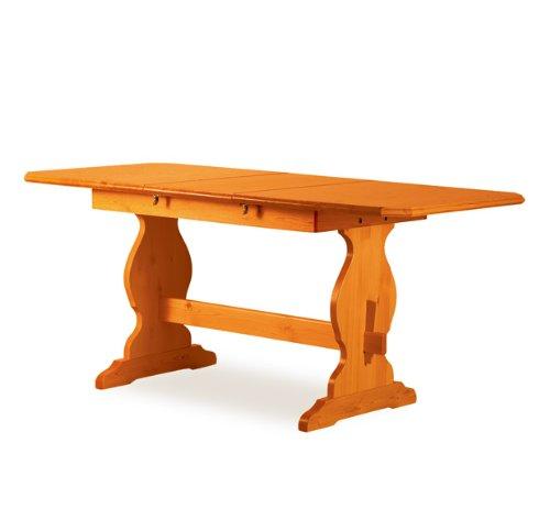 Mobili Ilar Table Paride Fratino 130 Extensible Miel