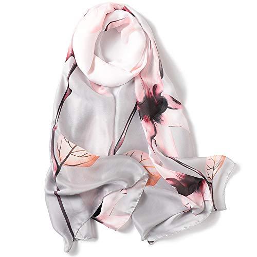 Pañuelos Cuello Mujer Seda Imitacion Fulares Satén