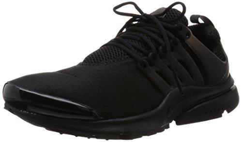 Nike Air Presto, Chaussures de Running Entrainement Homme Noir