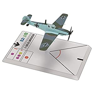 Wings of Glory Juego Mat: Coast AREWGS402A Messerschmitt BF. 109 E- 3: WW2 Squadron Pack Wings of Glory