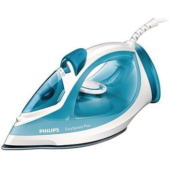 Philips GC2040/70 EasySpeed Ferro a Vapore, Colpo Vapore 100 gr, Serbatoio 270 ml