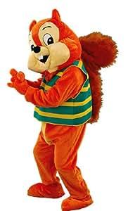 Orma Shop - Costume Mascotte Ecureuil