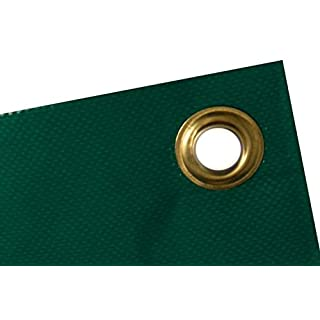 ALLROUND PVC Plane grün 6x8m