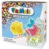 PlayMais Mosaic Dream Mermaid kit de Loisirs créatifs pour Filles et garçons à partir de 5 Ans | Plus de 2300 pièces et 6 mod