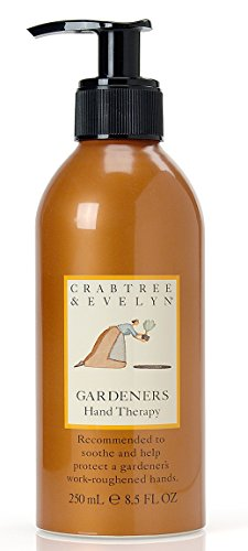 Crabtree & Evelyn Gardeners Hand Therapy with Pump, 250 ml
