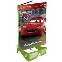 LeapFrog LeapReader Book Disney Cars2 3D