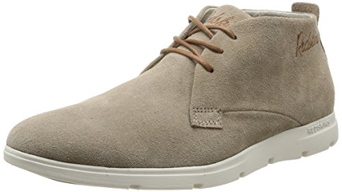 Redskins Hank, Baskets mode homme Beige (Castor)